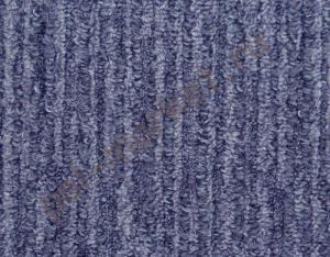 Ковролин Калинка, Скиф, 77D, синий, ширина 3 метра, низкий ворс (розница)