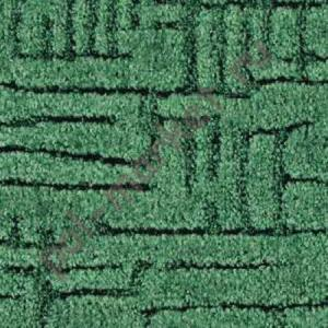 Ковролин Калинка, Канны, 22 зеленый, ширина 3 метра, низкий ворс (розница)