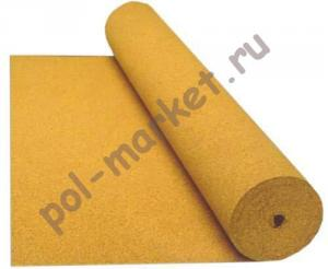 Подложка пробковая Bonkeel Cork, рулон 10м2, толщина 2мм