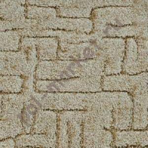 Ковролин Калинка, Канны, 30 бежевый, ширина 3 метра, низкий ворс (розница)