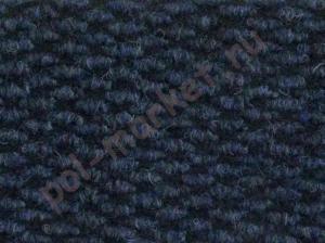 Купить Brussele (Бельгия, Ideal) Ковролин в нарезку Ideal Brussele 5072 синий (4 метра)  в Екатеринбурге
