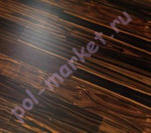Паркетная доска Par-ky Sound SS-305 shadow макассар