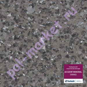 Купить ACCZENT PRO (КМ2) - коммерческий гетерогенный Линолеум Tarkett (Таркетт), Acczent PRO (Акцент ПРО), 100002, серый, ширина 3.5 метра, коммерческий-гетерогенный (ОПТ)  в Екатеринбурге
