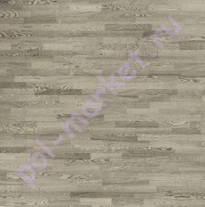 Паркетная доска Karelia Urban soul oak concrete grey 3s