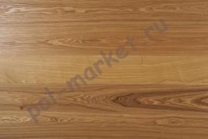 Паркетная доска Amber Wood, Ясень Натур (браш, масло)