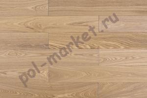 Массивная доска Amber Wood (Амбер Вуд), Ясень Карамель (Лак), 120мм