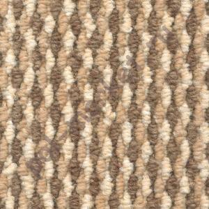Ковролин в нарезку Зартекс Сиена 113 коричнево-бежевый (4 метра)