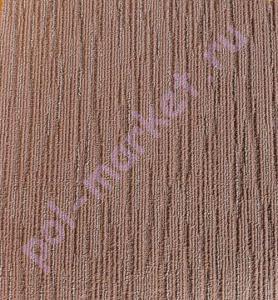 Купить Форли (скролл) Ковролин в нарезку Зартекс Forli 1080 коричневый (4 метра)  в Екатеринбурге