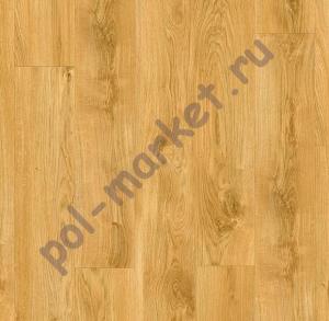 Замковая пвх плитка Quick step Balance click BACL40023 классический натуральный дуб