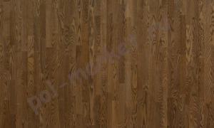 Паркетная доска Polarwood (Поларвуд), ЯСЕНЬ MOON OILED, 3-полосный