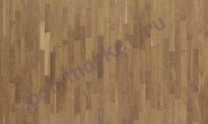 Паркетная доска Polarwood (Поларвуд), ДУБ NEPTUNE WHITE OILED, 3-полосный
