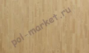 Купить Трехполосный Паркетная доска Polarwood ясень pluton white oiled  в Екатеринбурге