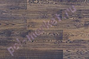 Массивная доска Amber Wood (Амбер Вуд), Ясень Сильвер (Лак), 120мм