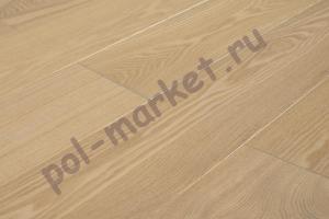 Купить ЯСЕНЬ 148*14*1860мм Паркетная доска Amber Wood, Ясень Шампань (лак)  в Екатеринбурге