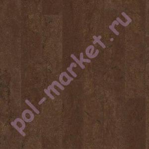 Купить CORK PLANK 100 (замковые) Пробковый паркет Wicanders (Викандерс), Cork Plank (Корк Планк), Flock Brunette  в Екатеринбурге