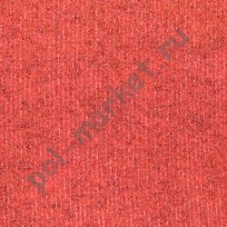 Ковролин Зартекс, Форса, 15, гранатовый, ширина 4 метра, коммерческий (розница)