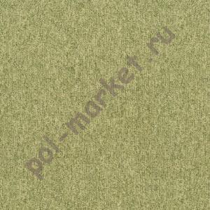 Ковровая плитка Sintelon (Сербия), SKY (50*50, КМ2, 100%РА) зеленая 55482