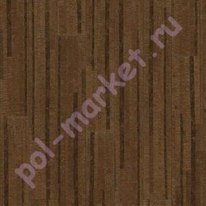 Пробковый паркет Wicanders (Викандерс), Cork Plank (Корк Планк), Lane Chestnut