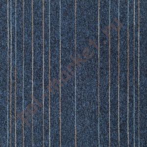 Ковровая плитка Sintelon (Сербия), SKY LASH (50*50, КМ2, 100%РА) синяя 44884