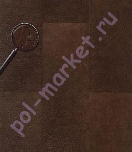 Кожаный паркет CorkStyle (КоркСтиль), CorkLeather (КоркЛечер), Waran Chocco, 31 класс