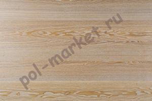 Паркетная доска Amber Wood, Ясень Арктик (браш, масло)