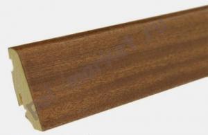 Купить Плинтус шпонированный Braim (Австрия) Плинтус Braim шпонированный (538512, Махагон , 58*19*2400 мм, FN)  в Екатеринбурге
