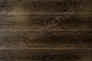 Массивная доска Amber Wood дуб мокко 120мм