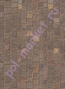 Клеевое пробковое покрытие CorkStyle (КоркСтиль), Cork Stone (Корк Стоун), Natural Cobble Stone