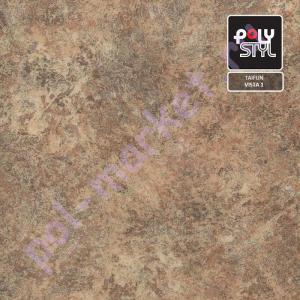Купить TAIFUN - бытовой Линолеум Polystyl (Полистил), Taifun (Таифун), VISTA 1, ширина 4 метра, бытовой (ОПТ)  в Екатеринбурге