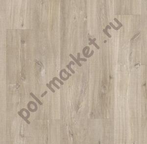 ПВХ плитка на замках Quick Step, Balance Click, BACL40031, Дуб каньон светло-коричневый пилёный