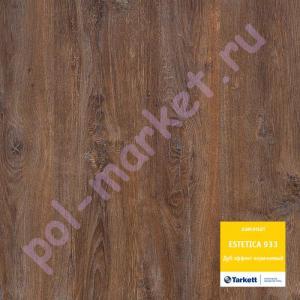 Купить Estetica (33/9/4V) Ламинат Tarkett Estetica дуб эффект коричневый  в Екатеринбурге
