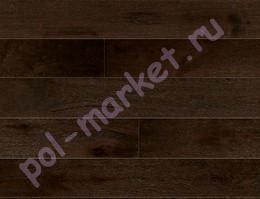 Паркетная доска Barlinek (Барлинек), Tastes of Life (Вкусы жизни), Дуб AFFOGATO тёмная тонировка, браш, фаска (матовый лак), 1-полосная