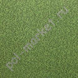 ПВХ плитка клеевая Decoria (Декория), Office (Оффис, 3мм, 0.5мм, 43кл, КВ) DGS1369, Европейский газон