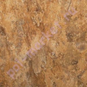 ПВХ плитка клеевая Decoria (Декория), Public (Публик, 3мм, 0.3мм, 34кл, КВ) DS812, Сланец Красный