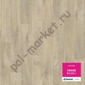 Купить GRAND - бытовой усиленный Линолеум Tarkett (Таркетт), Grand (Гранд), WILSON 1, ширина 3 метра, Бытовой усиленный (РОЗНИЦА)  в Екатеринбурге