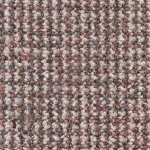 Ковролин в нарезку Зартекс Бостон 77 коричнево-белый (3 метра)
