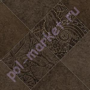 Линолеум IVC (Ай Ви Си), Presto (Престо), Chanin 049, ширина 4 метра, бытовой (ОПТ)