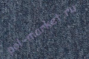 Ковровая плитка RusCarpetTiles, London (Лондон, 50*50, КМ2, 100% РА) 1283