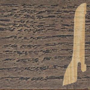Плинтус деревянный шпонированный Tarkett (Таркетт), Salsa (Сальса), ЯСЕНЬ СЕРЫЙ, 23*60*2400мм (сапожок)
