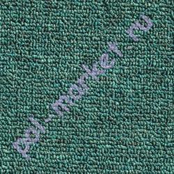 Ковролин Зартекс, Хальброн, 36, Темно-зеленый, ширина 3 метра, низкий ворс (розница)