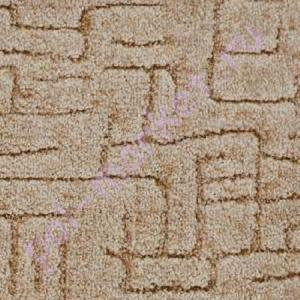 Ковролин Калинка, Канны, 35 песочный, ширина 4 метра, низкий ворс (розница)