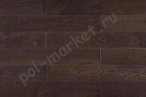 Паркетная доска Amber wood дуб кофе 189мм