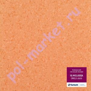 Купить MELODIA IQ (КМ2) - коммерческий гомогенный Линолеум Tarkett (Таркетт), Melodia IQ (Мелодия), 2635, ширина 2 метра, коммерческий-гомогенный (ОПТ)  в Екатеринбурге