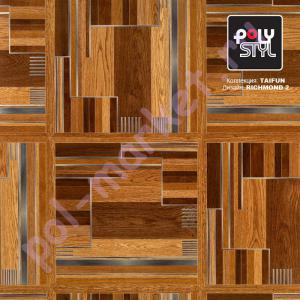 Купить TAIFUN - бытовой Линолеум Polystyl (Полистил), Taifun (Таифун), RICHMOND 2, ширина 3.5 метра, бытовой (ОПТ)  в Екатеринбурге