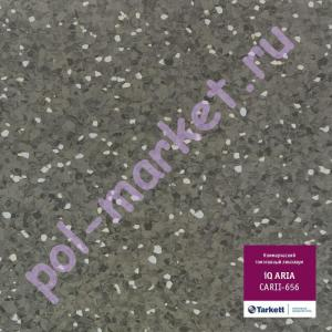 Линолеум Tarkett (Таркетт), Aria IQ (Ариа), 656, ширина 2 метра, коммерческий-гомогенный (ОПТ)
