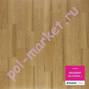 Купить DYSCOVERY - бытовой усиленный Линолеум Tarkett (Таркетт), Discovery (Дискавери), СALIFORNIA 1, ширина 4 метра, бытовой усиленный (РОЗНИЦА)  в Екатеринбурге
