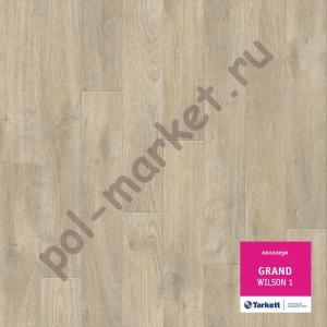 Купить GRAND - бытовой усиленный Линолеум Tarkett (Таркетт), Grand (Гранд), WILSON 1, ширина 3.5 метра, Бытовой усиленный (РОЗНИЦА)  в Екатеринбурге