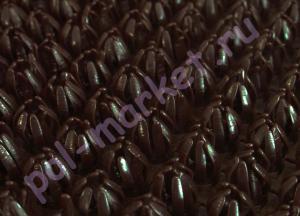 Щетинистое покрытие в нарезку: Finnturf classic (Файнтурф классик) FTC 40 Темно-коричневый