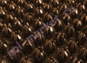 Щетинистое покрытие в нарезку: Finnturf classic (Файнтурф классик) FTC 50 Коричневый металлик