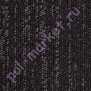 Ковровая плитка Modulyss (Domo), On line 1 (50*50, КМ2, 100%РА) 990